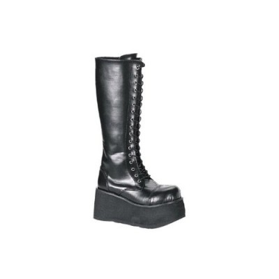 Demonia Men's Trashville Boots,Black,7 M