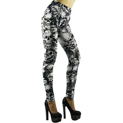 Ninimour Leggings with Variaty Printing