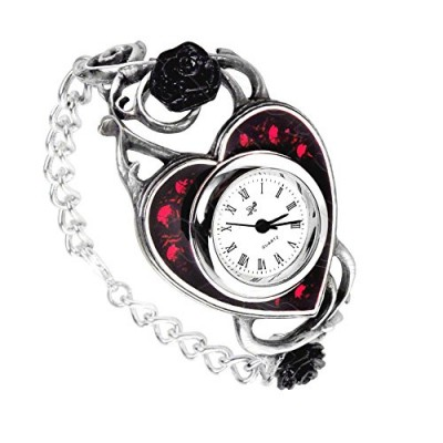 Bed of Blood Roses - Alchemy of England - Bracelet Watch