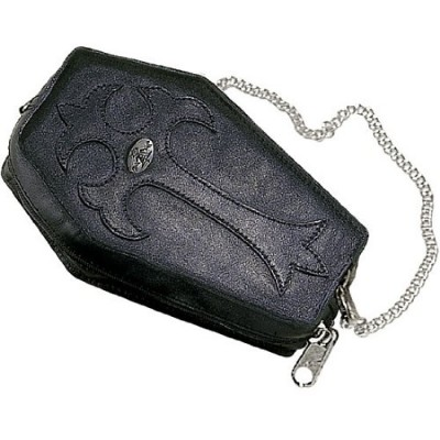 Alchemy Gothic Coffin Purse